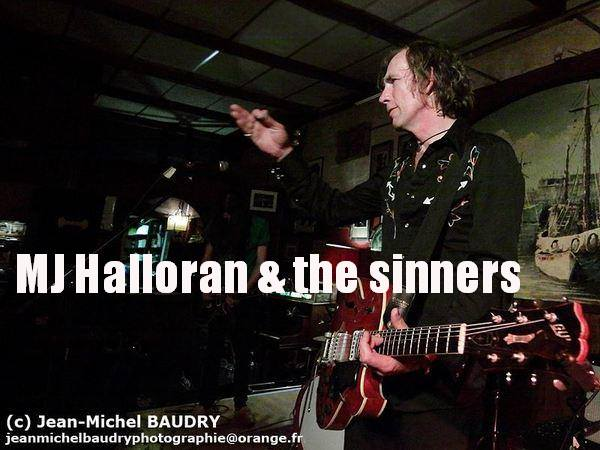 MJ Halloran & The Sinners