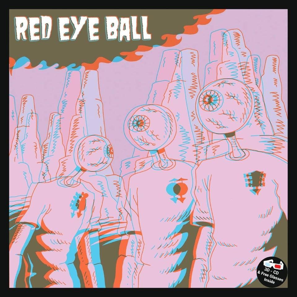 Red Eye Ball