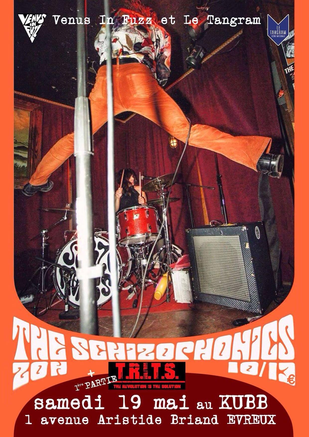 THE SCHIZOPHONICS + TRITS